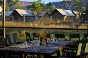 Bell Gorge Wilderness Lodge - Whitsundays Accommodation