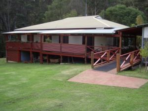 Pemberton Camp School - Whitsundays Accommodation
